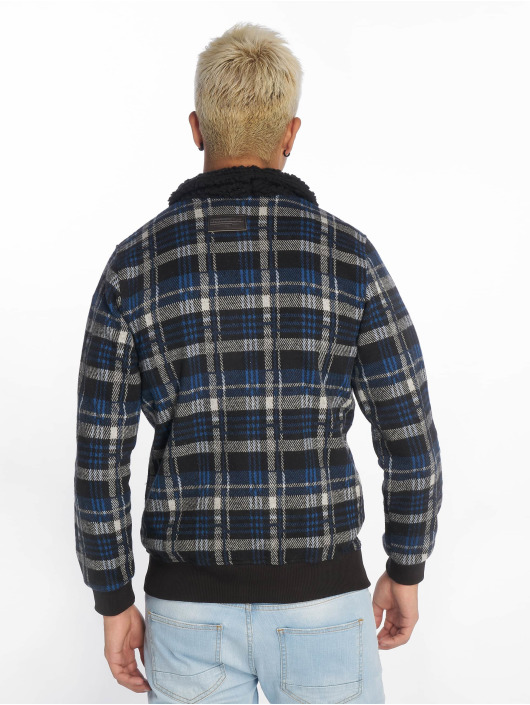 2Y Transitional Jackets Lumberjack blå