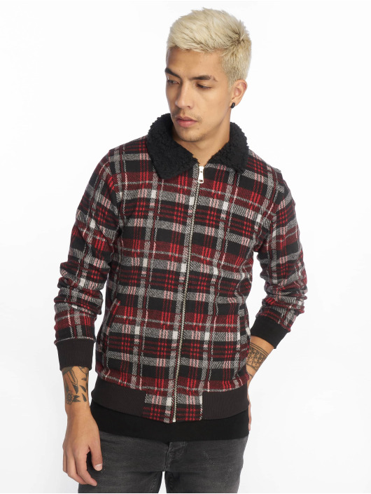 2Y Transitional Jackets Lumberjack red