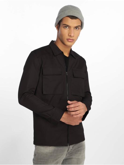 2Y Transitional Jackets Ivory svart