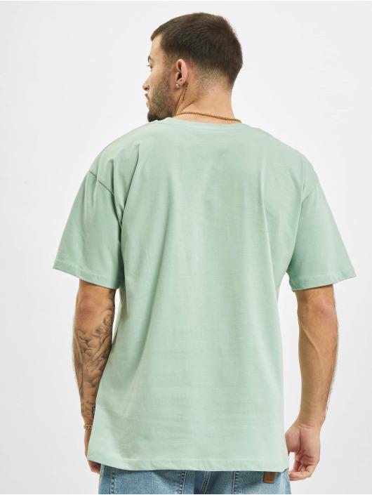 2Y Tričká Basic Fit zelená