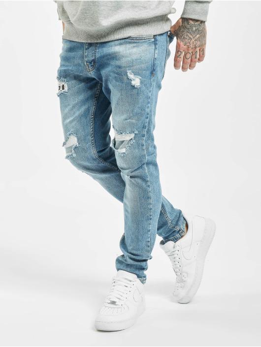2Y Tynne bukser Elay blå