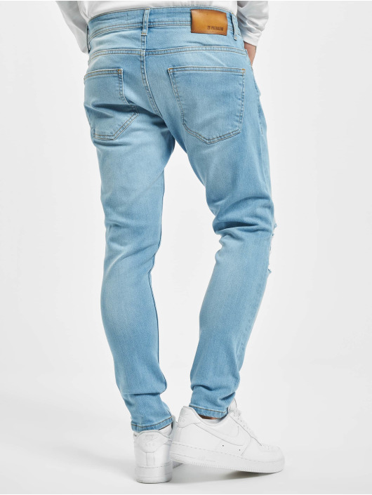2Y Tynne bukser Rodrigo blå