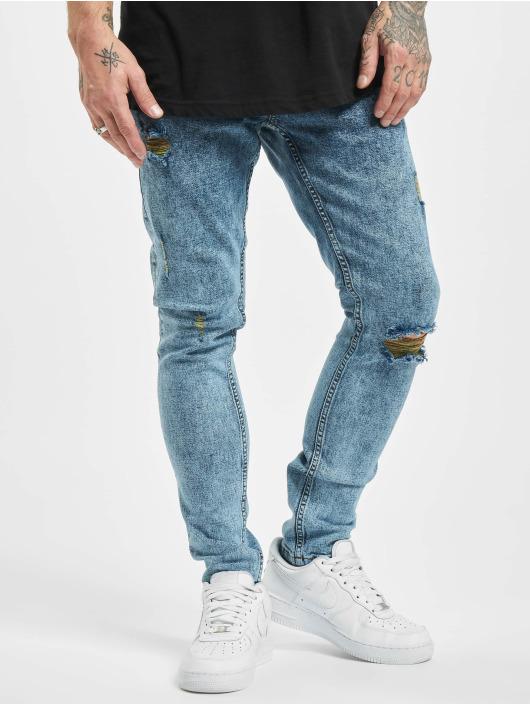 2Y Tynne bukser Daniel blå