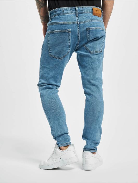 2Y Tynne bukser Paul blå