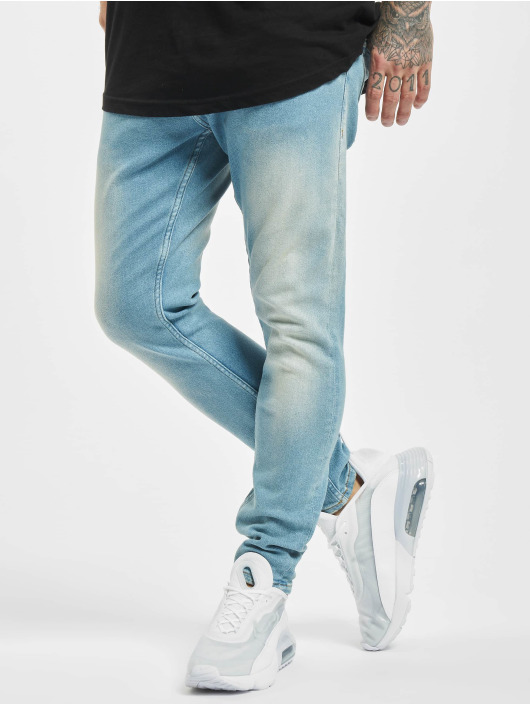 2Y Tynne bukser Blake blå