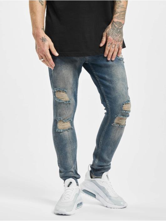 2Y Tynne bukser Adam blå