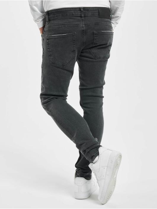 2Y Tynne bukser Patrick svart