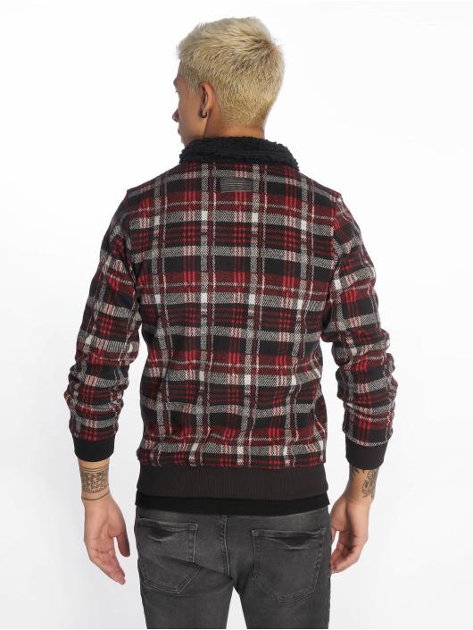 2Y Übergangsjacke Lumberjack rot