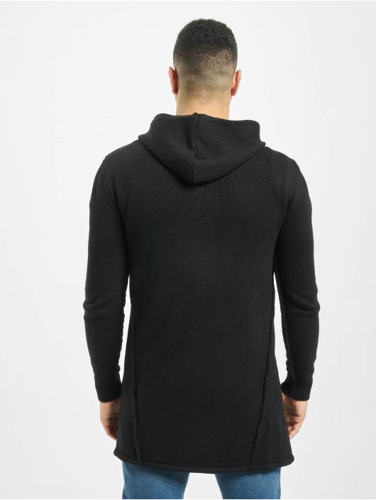2Y vest Shrub zwart