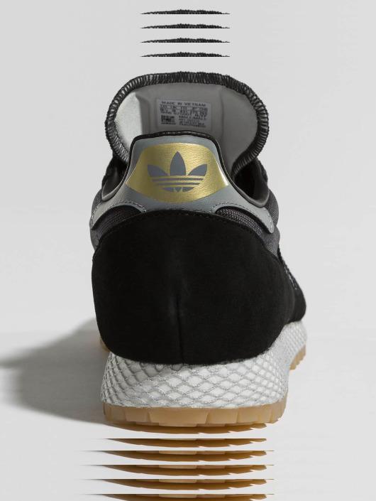 adidas originals Сникеры New Yorck черный