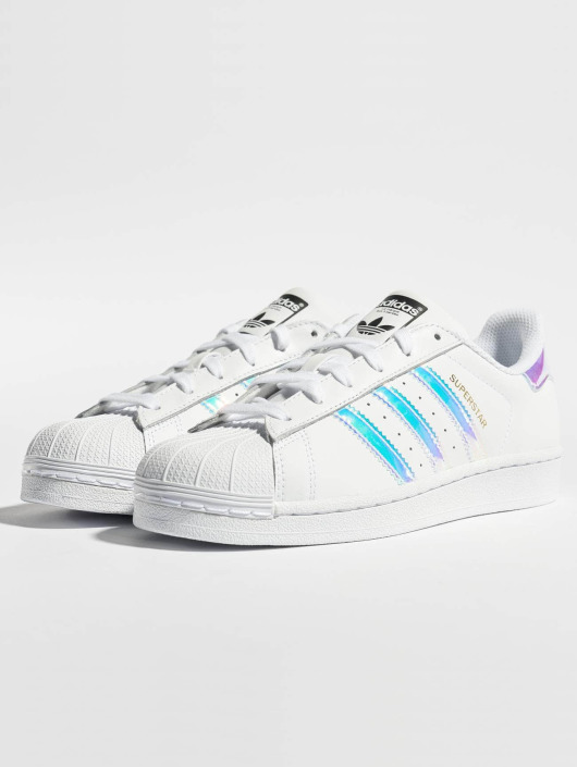 adidas originals Baskets Superstar blanc; adidas originals Baskets Superstar blanc ...