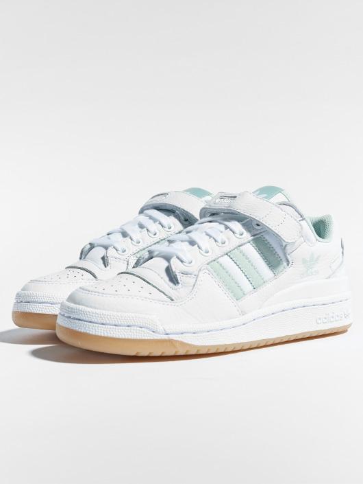 8547bbe385d15 adidas originals   Originals Forum Lo W blanc Femme Baskets 499210