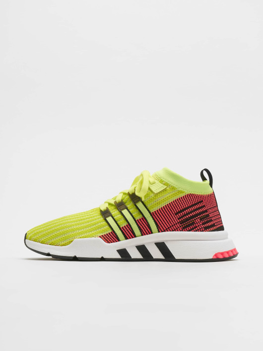 adidas originals Eqt Support Mid Adv jaune Homme Baskets 498642