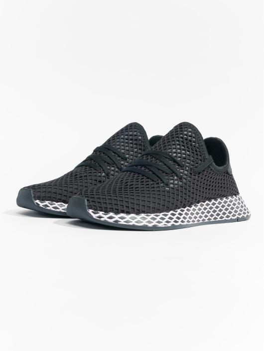 adidas originals Baskets Deerupt noir; adidas originals Baskets Deerupt noir ...