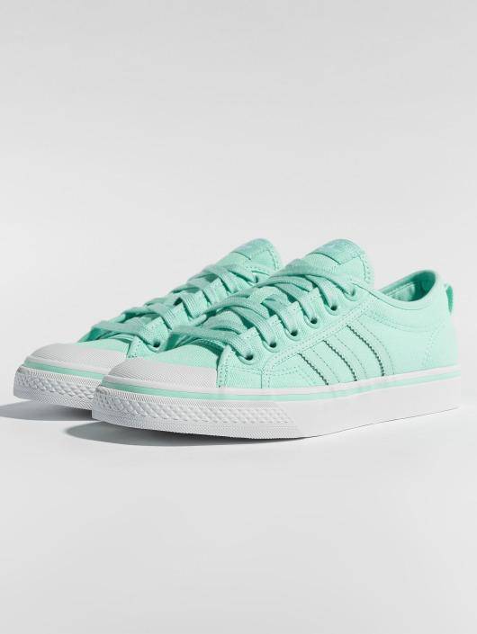Adidas originals Damen Sneaker Nizza W in grün 499208
