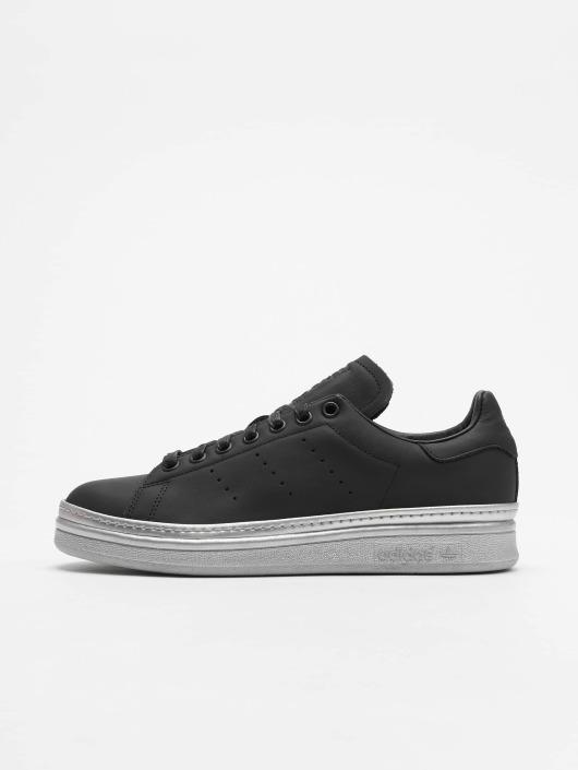 sports shoes f9c4c 84982 ... adidas originals Sneaker Stan Smith New Bold schwarz ...