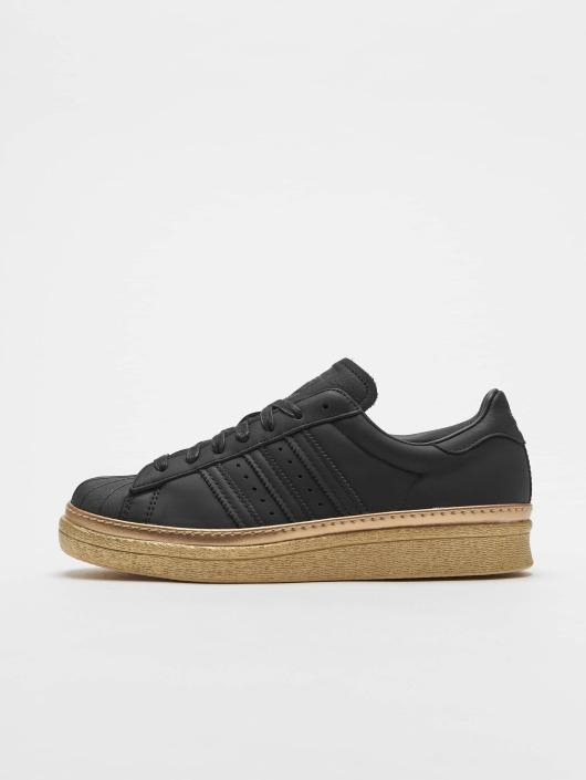 buy online 6bdce d3959 ... adidas originals Sneaker Superstar 80s New Bo schwarz ...