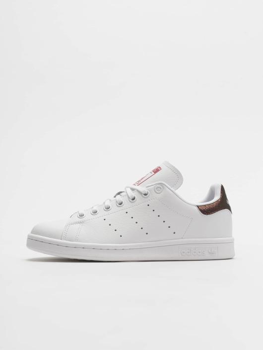 adidas originals Sneaker Stan Smith J weiß