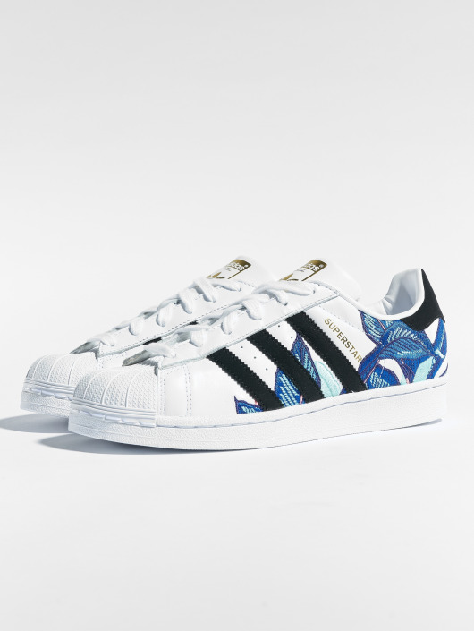 bf0321699510d6 adidas originals Damen Sneaker Superstar W in weiß 498453