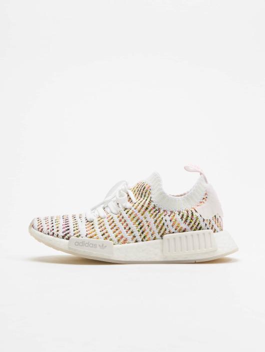 new styles a7dea ff638 Adidas Originals Nmd_r1 Stlt Pk W Sneakers Ftwr White