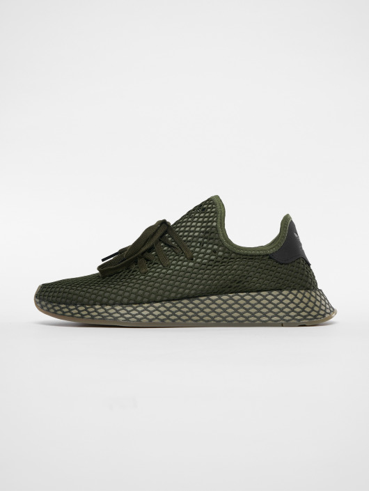 new concept a3c1e f87a1 ... adidas originals Sneakers Deerupt Runner grøn ...