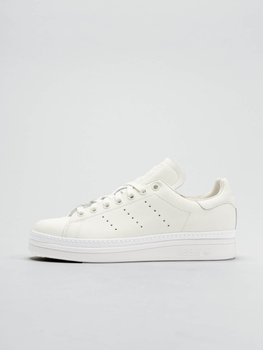 size 40 fd24a b2b81 ... adidas originals Sneakers Stan Smith New Bold vit ...