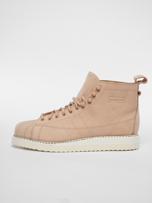 adidas originals Tøysko Superstar Boot W rosa
