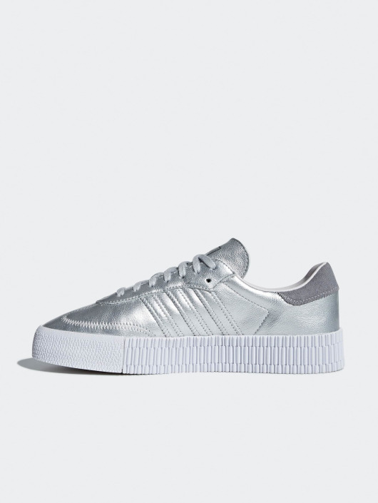 adidas Originals Tøysko Sambarose W sølv