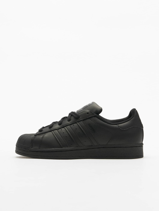 adidas Originals Tøysko Superstar Founda svart