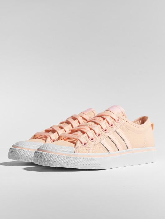 new product 6366a e6933 ... adidas originals Tennarit Nizza W oranssi ...