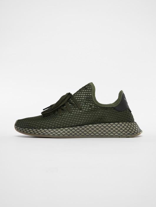 new style 7b01a a5662 ... adidas originals Tennarit Deerupt Runner vihreä ...