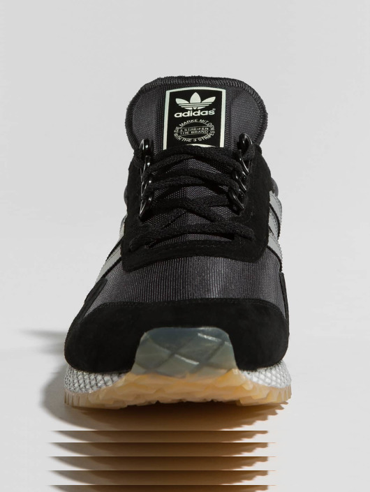 adidas originals Zapatillas de deporte New Yorck negro