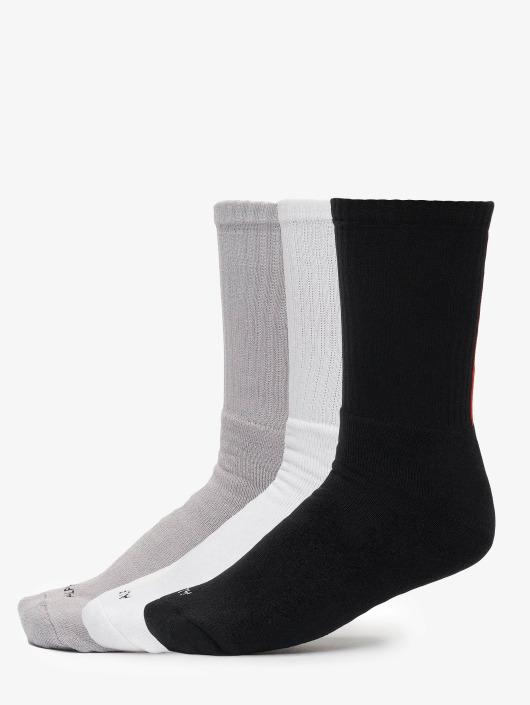 Alpha Industries Socken 3 Pack RBF grau