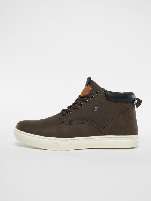 British Knights Sneakers Wood brazowy