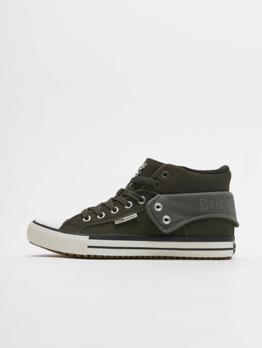 e1526579af55 British Knights Sneakers Roco grå  British Knights Sneakers Roco grå ...