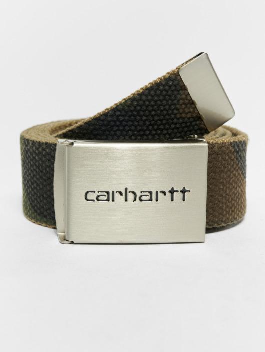 Carhartt WIP Gürtel Clip Chrome camouflage