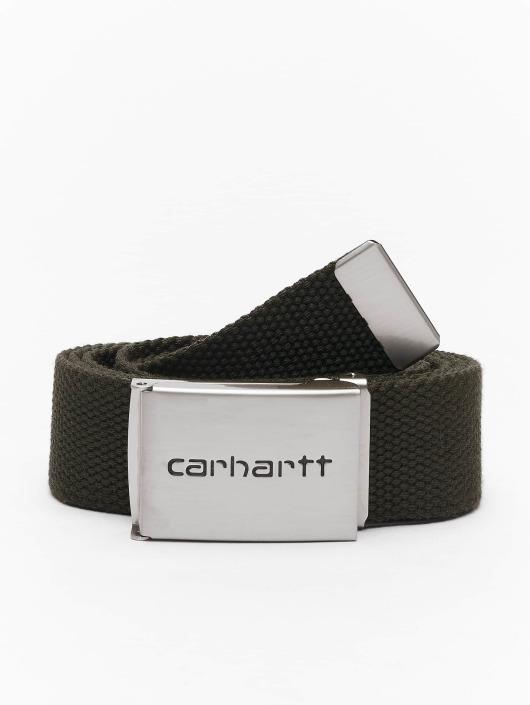 best service cf0ca d1a0b ... Carhartt WIP Gürtel Clip Belt grün ...