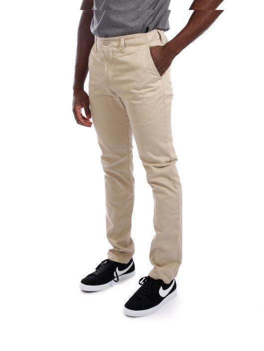 Carhartt WIP Spodnie wizytowe Club Pant bezowy