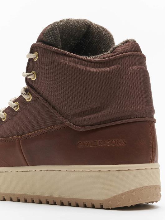 Cayler & Sons Boots Shutdown braun
