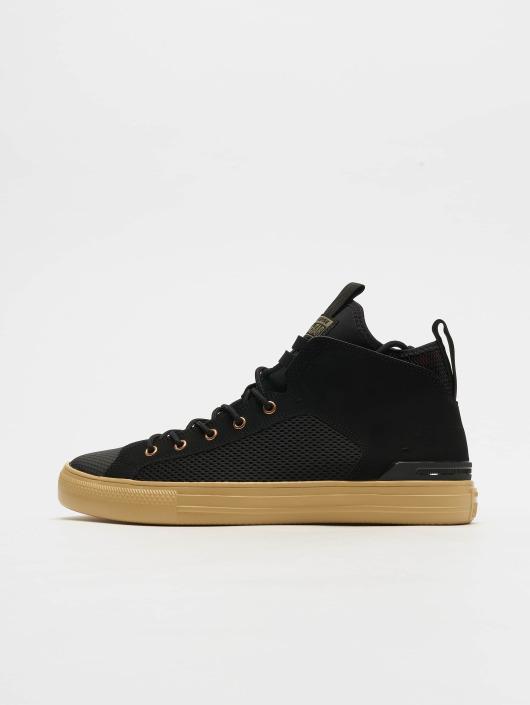 3875a76dcdac3 Converse   Chuck Taylor All Star Ultra Mid noir Homme Baskets 503862