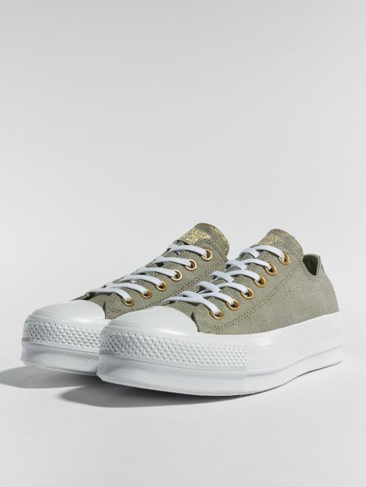 converse damen sneaker grau
