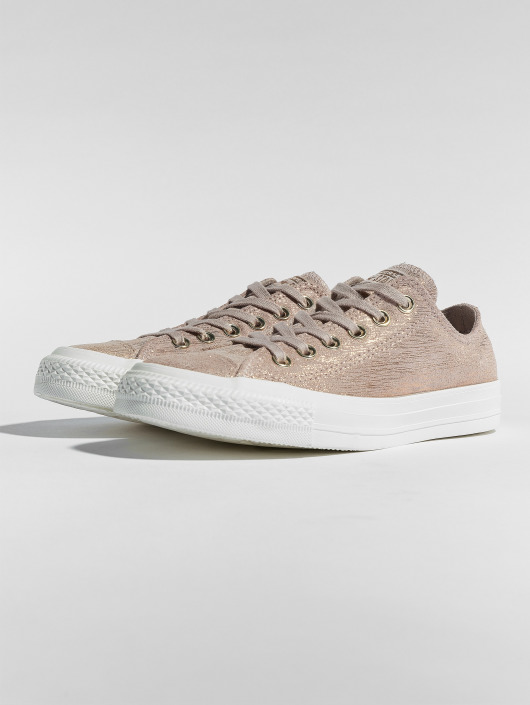 Taupe Chuck Star Taupemetallic Ox All Converse Taylor Sneakers Diffused mvN8n0wO