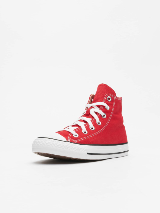 Converse Chuck Taylor All Star High Sneakers Red