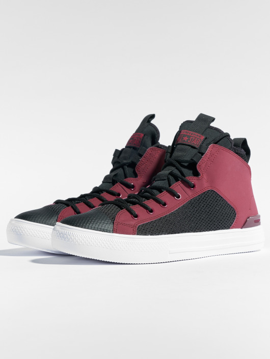 converse herren sneaker all star ultra mid in rot 504024. Black Bedroom Furniture Sets. Home Design Ideas