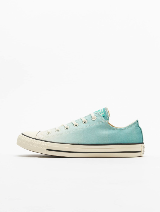online store 425d0 c016b Converse Chuck Taylor All Star Ox Sneakers Pure Teal/Egret/Egret