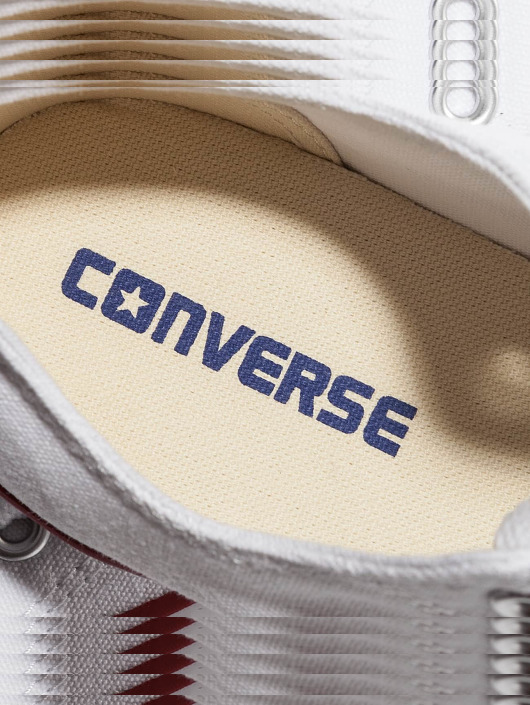 Converse Sneaker All Star Ox Canvas weiß
