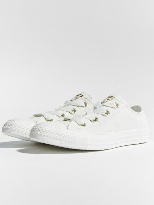 7ac7eee1657557 Converse Damen Sneaker Chuck Taylor All Star Big Eyelets Ox in weiß ...