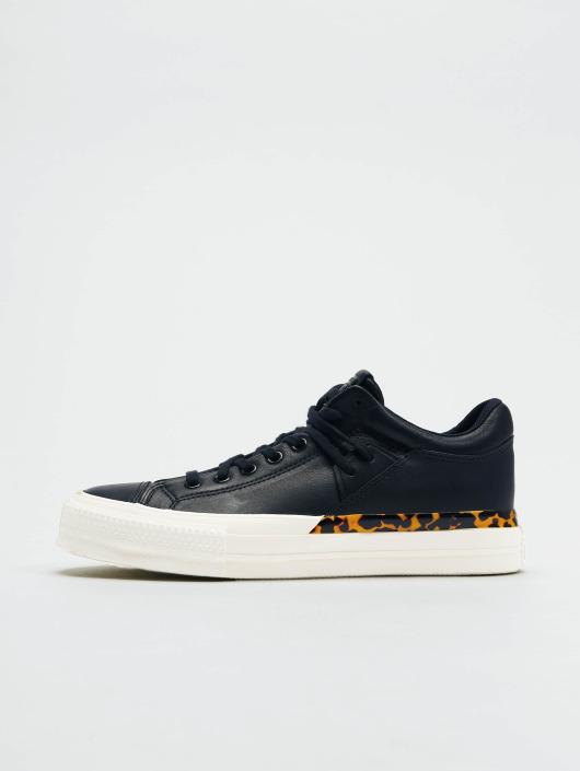 21342aac6c20b2 Converse schoen   sneaker Chuck Taylor All Star Becca Ox in zwart 504624