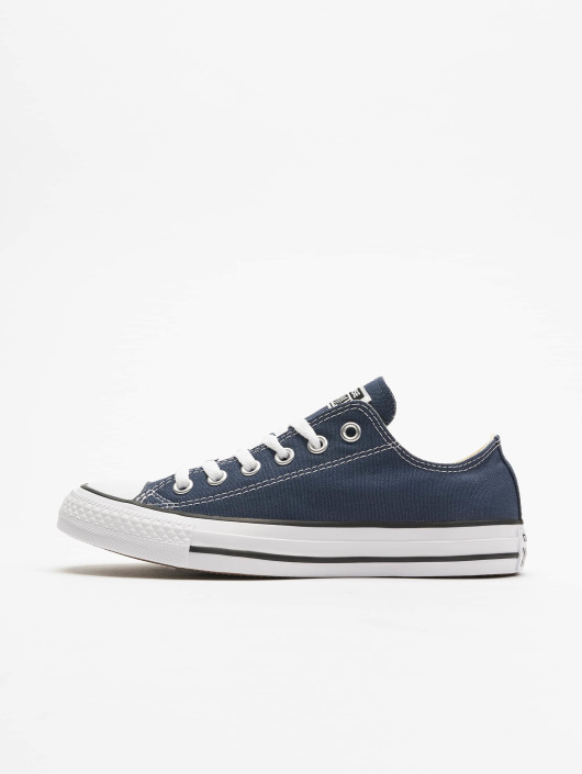 Converse Tøysko All Star Ox Canvas Chucks blå