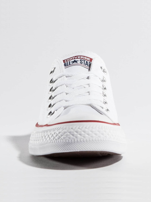 f8eeb8402 Converse Zapato   Zapatillas de deporte All Star Ox Canvas en blanco ...